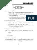 Solucionario Ensayo Fisica Mencion Preu Pedro de V . 2009 - I