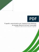 Autorizzazioni Impianti FER