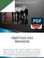 Brigadas de incêndio II