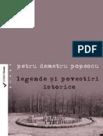 (Preview) 978-606-599-754-7-Popescu Peter Demetru - Legende Si Povestiri Istorice I