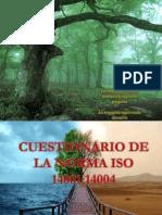 Cuestionario de La Norma ISO 14001