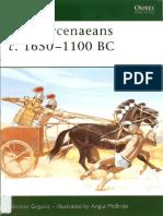 OSPREY - ELITE 130 - THE MYCENAEANS C.1650–1100 BC