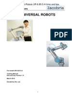 Universal Robots Zacobria Hints and Tips Manual 1 4 3