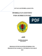 Pendekatan Scientific
