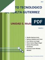 Unidad 5- Multiplexacion
