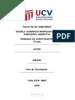 Protocolo Vi Ciclo