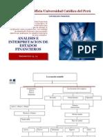 Sesión Analisis e Interpretacion EEFF MBAG LXXVI