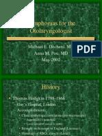 Lymphomas 2002 05 Slides