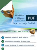PPT Kerja Praktek