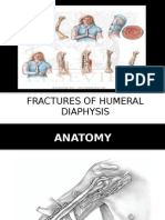 Humerus Diaphysial Fractures