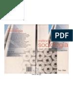 PERETZ, Henri - Metodos Em Sociologia