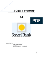 Soneri Bank's