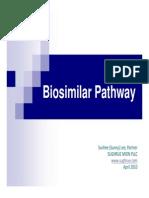 Biosimilars Pathway PPT