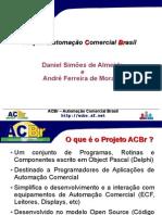 Projeto ACBr - Salles