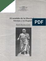 El Sentido de La Libertad en Atenas y Esparta