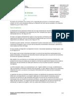 Estructuras de Madera - Clase 12 Modulo de Corrimiento