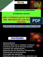 FORMULACION MATEMÁTICA FEM corregido