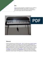El Piano Rhodes