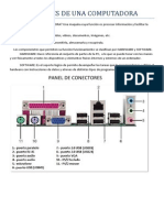 Componentes de Una Computador1