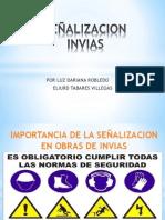 dipositivas exposicion señalizacion Ing.Juan Carlos