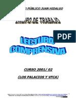 28260329 Lecturas Comprensivas Primaria CEIP Juan Hidalgo