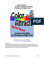 Color Attracts Report