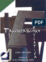 Transversalidad Educativa Revista Digital - Sobre Convivencia
