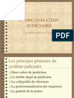 Orgjudiciaire France