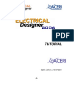Tutorial2006 Electrical Designer
