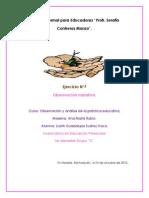 7 Observación narrativa Jardín de Niños José Romero Flores.docx
