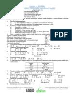 F P2 12 Algebra