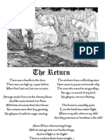 The Return, written by J.R.Poulter, illustrated by Aaron Pocock