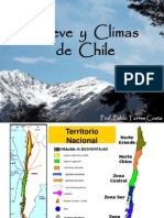 relieveyclimasdechile-090426110841-phpapp02