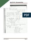TD1 Econométrie