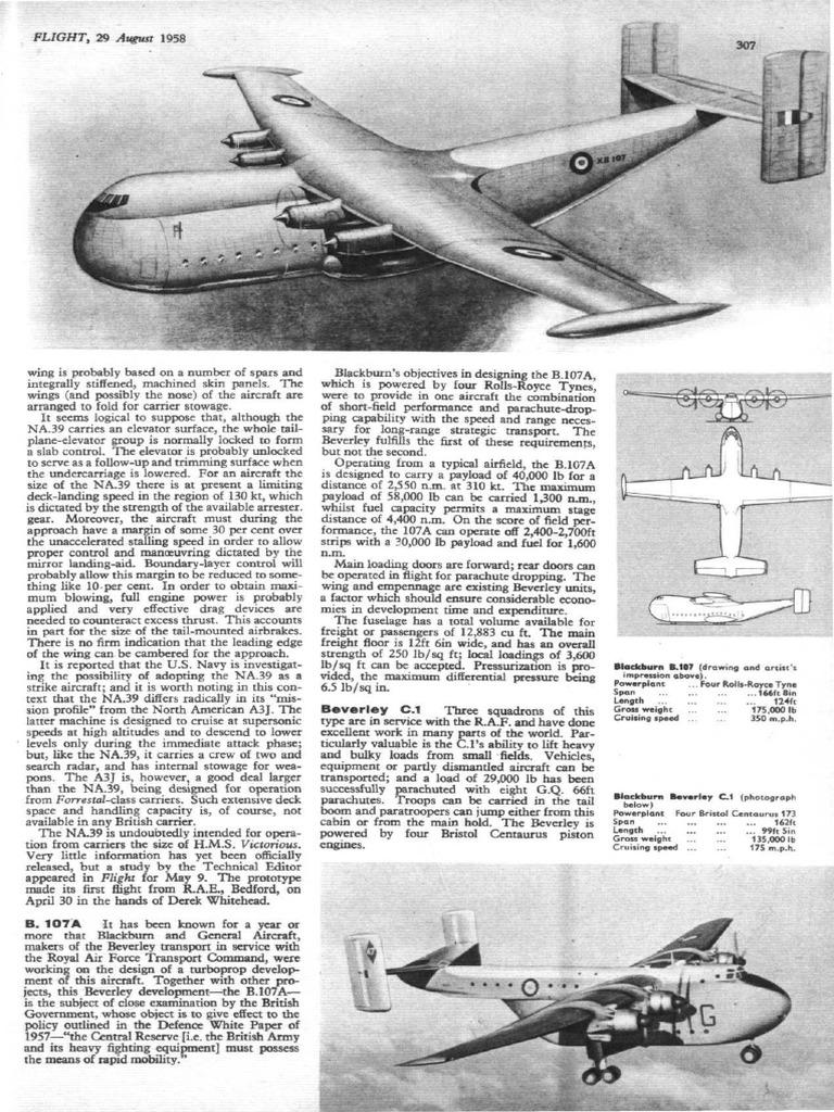 1958-1- - 0303 | Aircraft Configurations | Aircraft