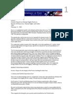 USDS HR Report Greece 2003