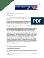 USDS HR Report Greece 2004