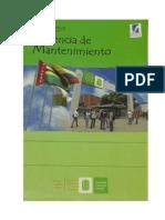 ESPECIALIZACIÓN EN GERENCIA DE MANTENIMIENTO
