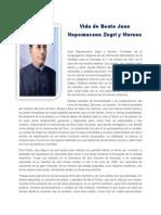Vida de Beato Juan Nepomuceno Zegri y Moreno