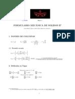 Formulario Solidos II