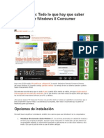 Como Instalar El Windows 8 .....7
