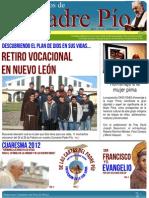 Amigos de Padre Pio - Marzo 2012