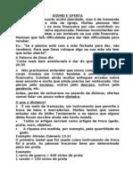 DÍZIMO E OFERTA1