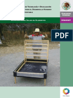 Manual Deshidratador Solar de Alimentos