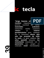 Comic Tecla 39