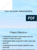 chap 4 user account administration
