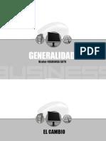 Generalidades Del Mundo Financiero