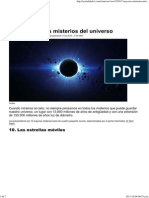 Los 10 mayores misterios del universo – RT