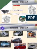 Inyección Gasolina