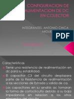 Configuracion de Retroalimentacion de Dc en Colector